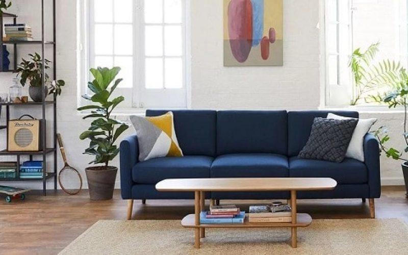 sofa 3 chỗ đơn giản