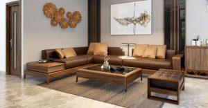 Giá sofa gỗ bao nhiêu? Yếu tố nào ảnh hưởng đến giá sofa gỗ