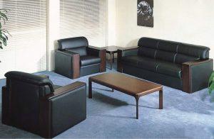 Sofa văn phòng nhỏ – Cách chọn sofa độc đáo và tối ưu diện tích
