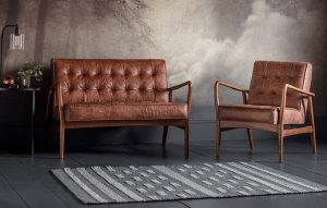 Sofa Vintage – Xu hướng nội thất gợi nhớ ký ức một thời đã qua