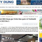 [BAOXAYDUNG] Nội thất IRIS tham gia Triển lãm quốc tế Vietbuild Hà Nội 2019 lần 3