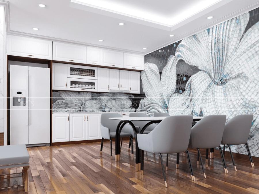 Thiết kế nội thất chung cư Pandora Tower