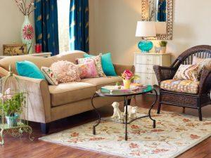 9 mẫu gối sofa giá rẻ trang trí phòng khách đẹp nhất năm 2021