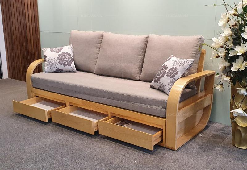 Sofa giường thông minh hiện đại