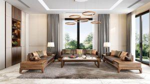 Sofa gỗ Đà Nẵng – Điểm danh top 10 mẫu sofa gỗ đáng mua nhất hiện nay