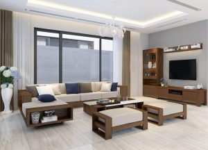Sofa gỗ công nghiệp có tốt không? Nên chọn sofa gỗ công nghiệp hay gỗ tự nhiên