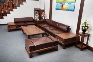 5 kinh nghiệm mua ghế sofa gỗ tự nhiên bạn cần đặc biệt nắm rõ