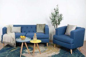 5 lý do bạn nên chọn sofa nhỏ cho phòng khách chung cư