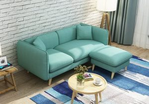Sofa phòng khách nhỏ: Nên chọn mẫu sofa nào tối ưu diện tích?