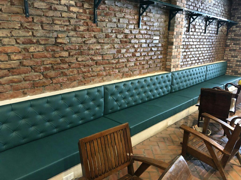 sofa văng cafe