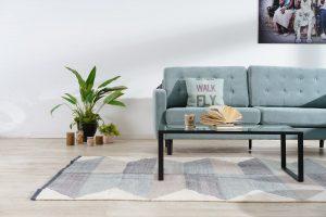 Những lưu ý khi chọn mua thảm sofa cho phòng khách